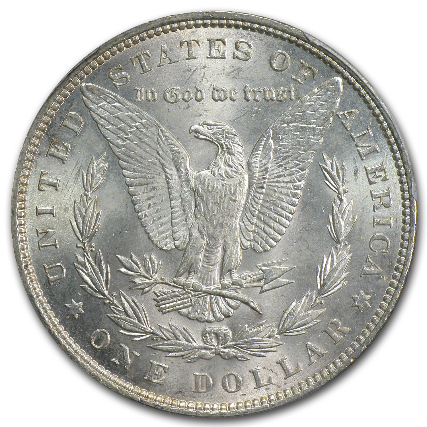 1897 Morgan Dollar MS-65+ Plus PCGS